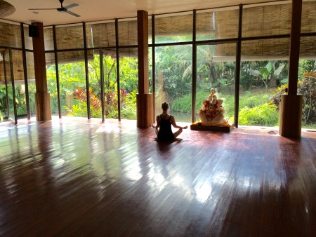 The Yoga Barn Ubud